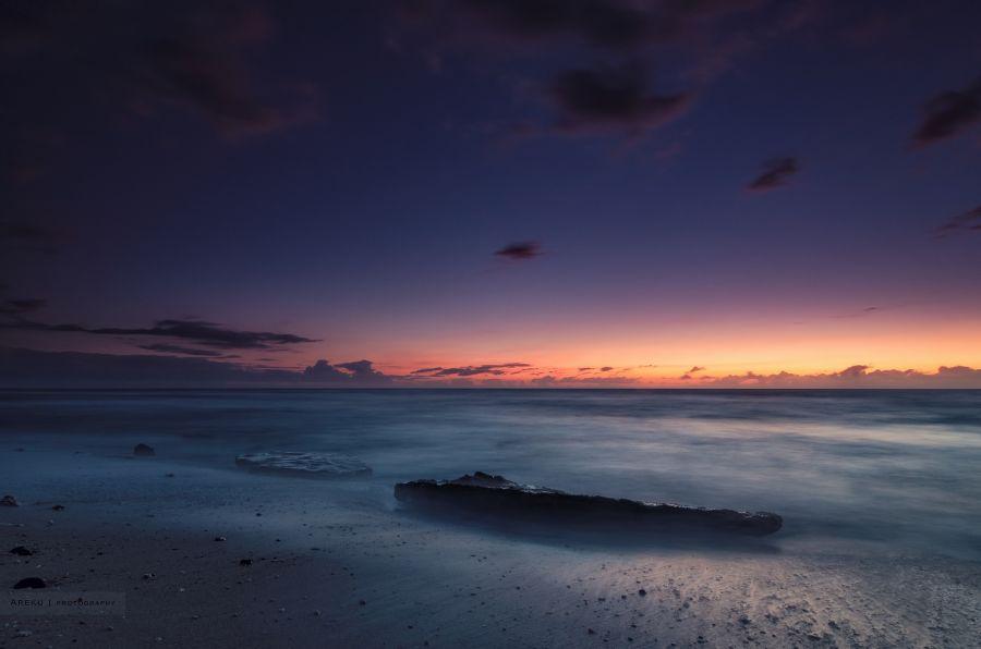 Остров Реюньон FR/OH2YL Закат