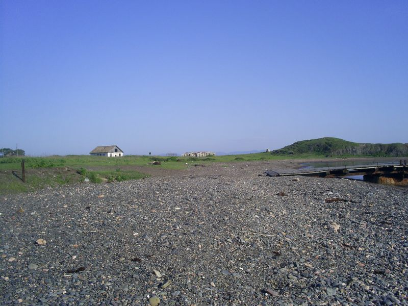 Reyneke Island UI0L DX News Northers Coast.
