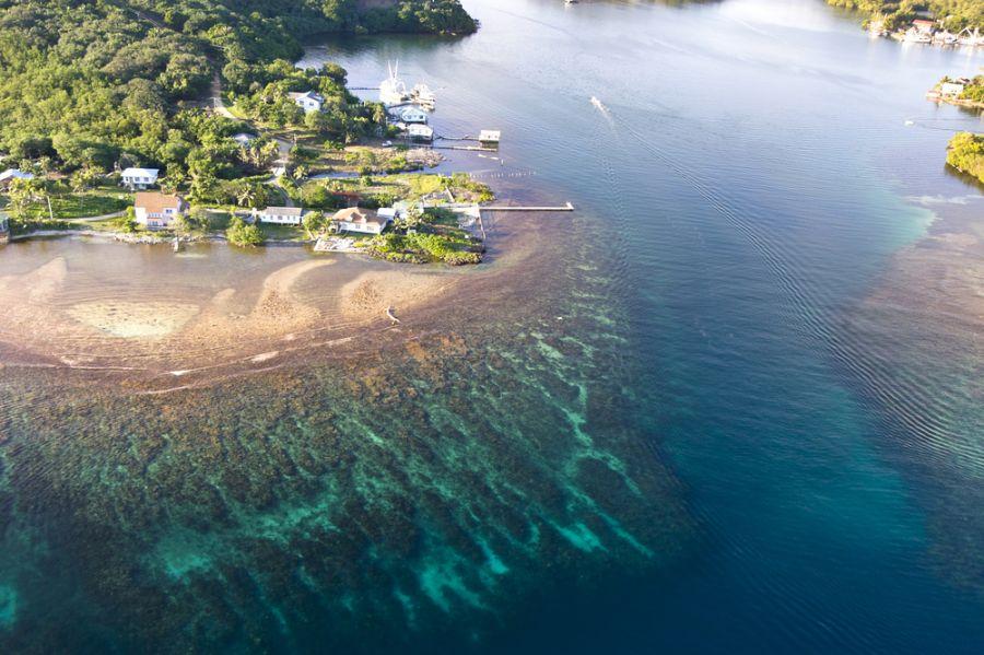 Getting To Bahia Island Honduras