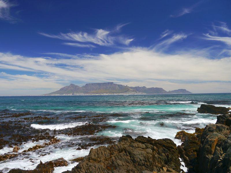 Robben Island ZS9V
