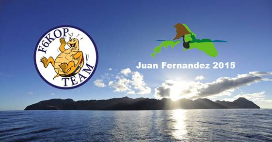 Robinson Crusoe Island Juan Fernandez Islands DX Pedition F6KOP