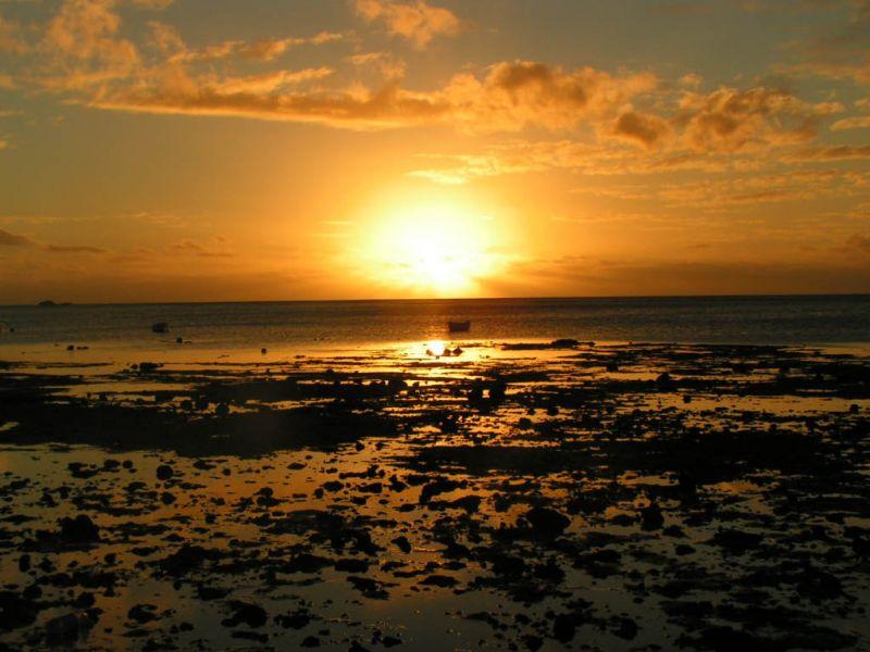 Остров Родригес 3B9/DF6LO Туристические достопримечательности