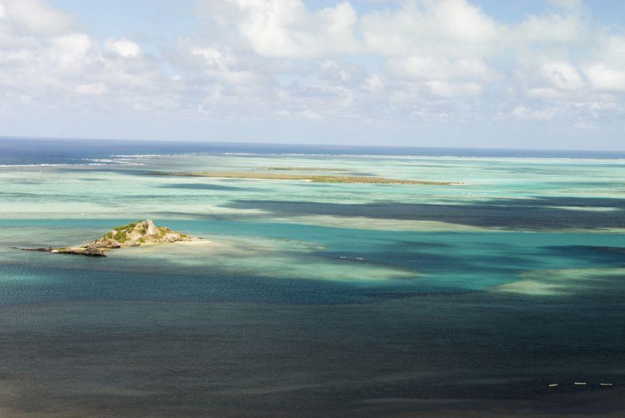 Остров Родригес 3B9/DF6LO