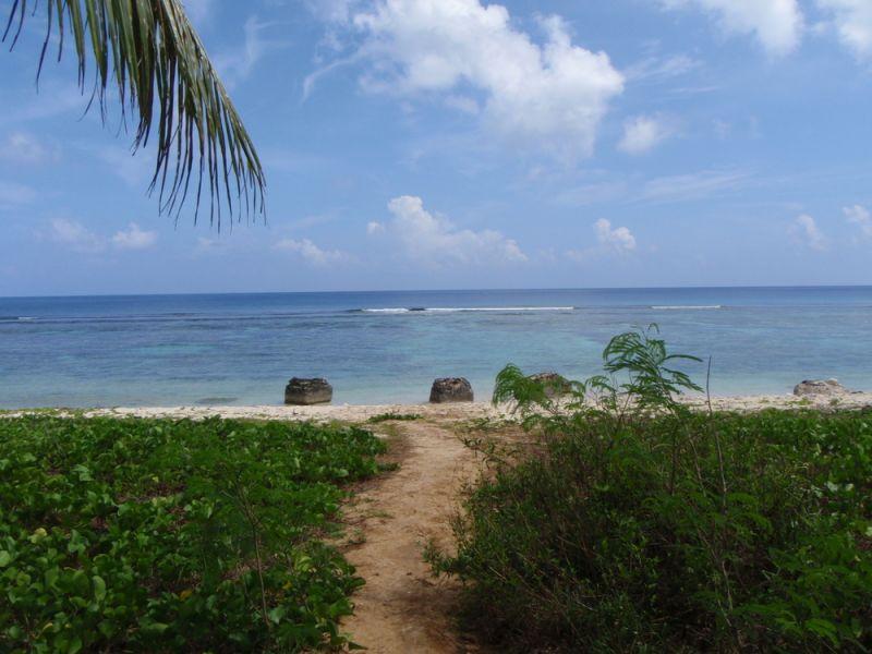 Остров Рота NH0/DL2AH