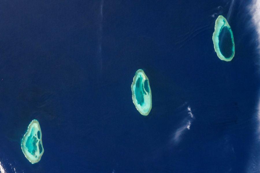 Rowley Shoals Islands IOTA OC-230