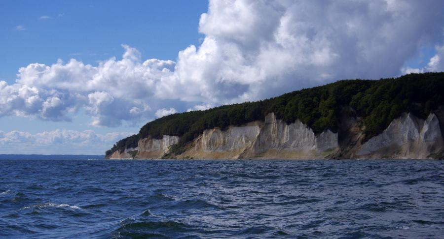 Ruegen Island DL7UXG/P Tourist attractions spot