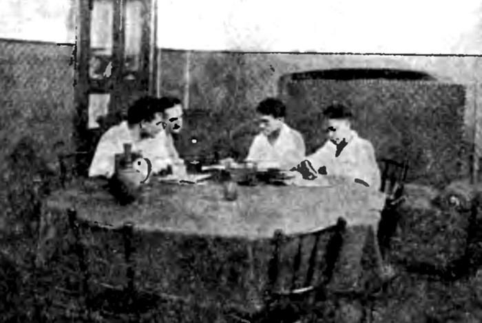 Радиолюбители Грузии СКВ 1937