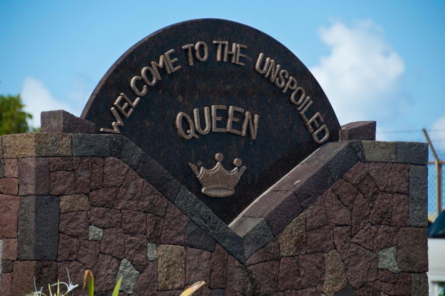 Остров Саба  PJ6/DF8AN DX Новости Непорочная Королева