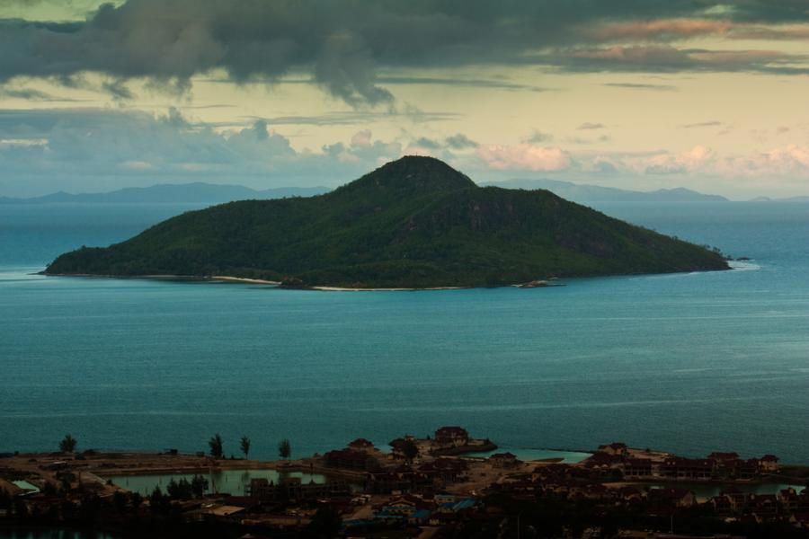 Saba Island PJ6M Tourist attractions spot