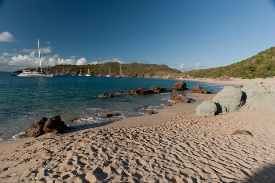 Saint Barthelemy Island FJ/KO8SCA Tourist attractions spot