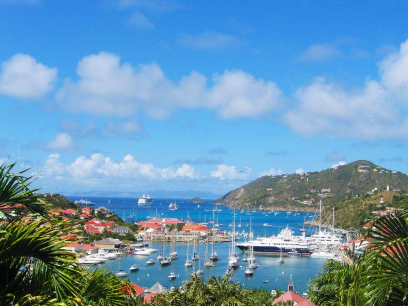 Saint Barthelemy Island FJ/N9SW DX News
