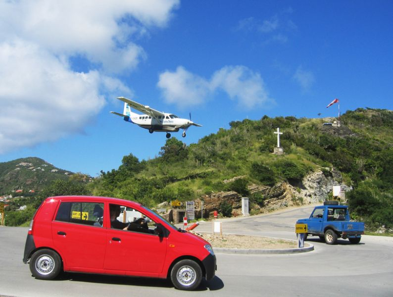 Saint Barthelemy Island FJ/N9SW Tourist attractions