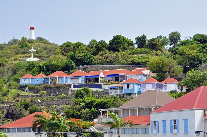 Saint Barthelemy Island FJ/N9SW