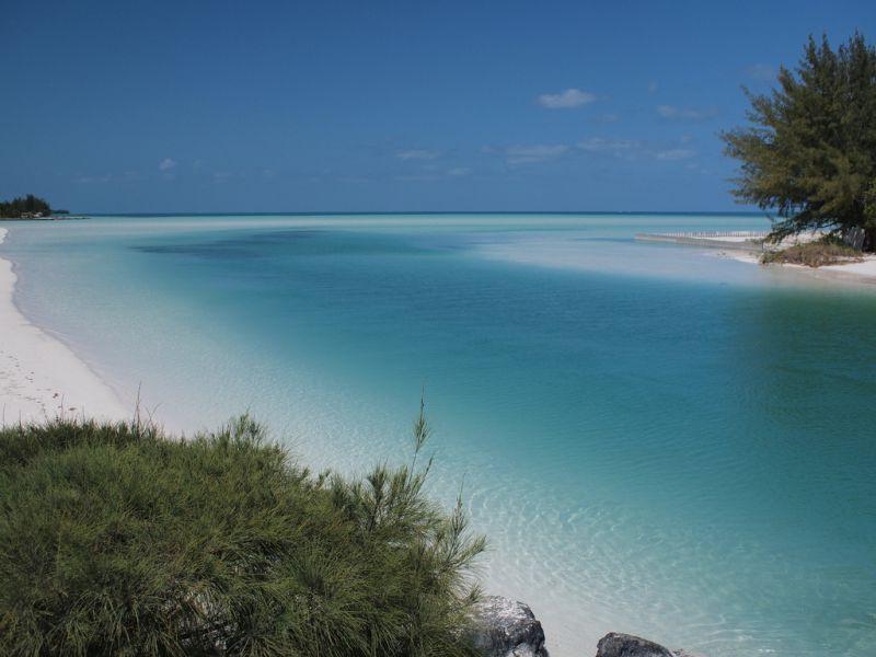 Остров Сент Джорджес Кей C6AMM DX Новости Багамские острова Пролив между островами Сент Джорджес Кей и Рассел.
