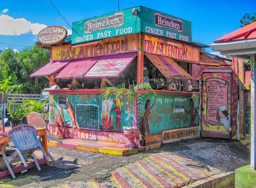 Saint Kitts Island V4/G0FWX Tourist attractions spot