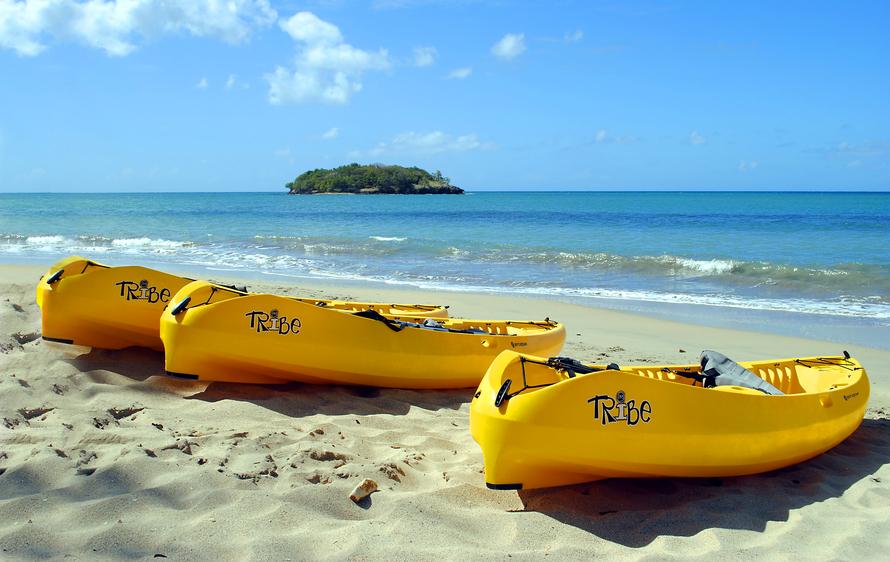 Остров Сент Люсия J6/DL7VOG Туристические достопримечательности