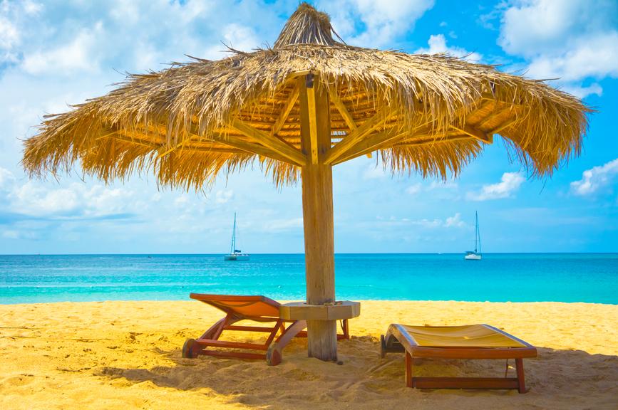 Saint Lucia Island J6/F9IE