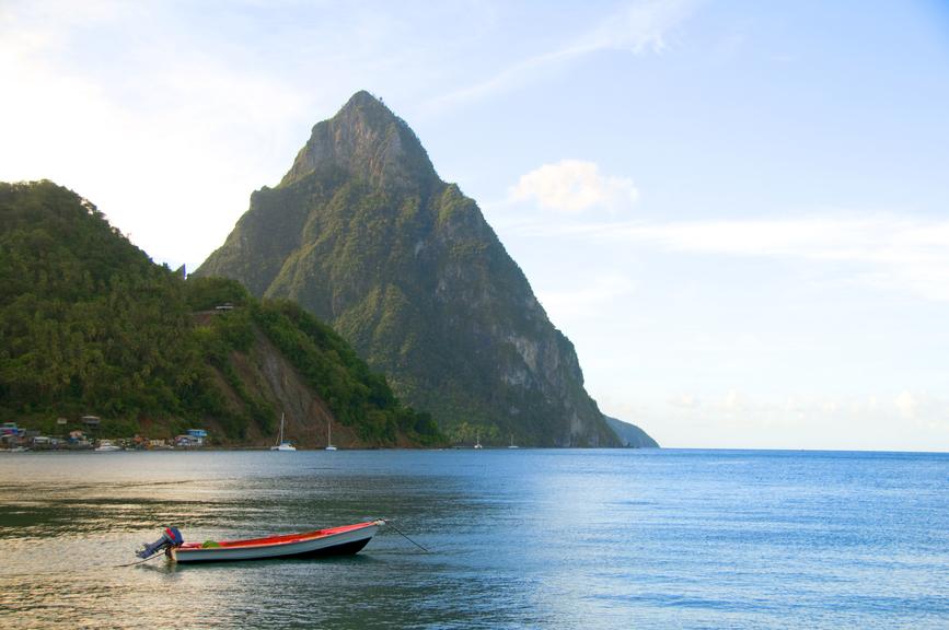 Saint Lucia Island J6/SM7EQL