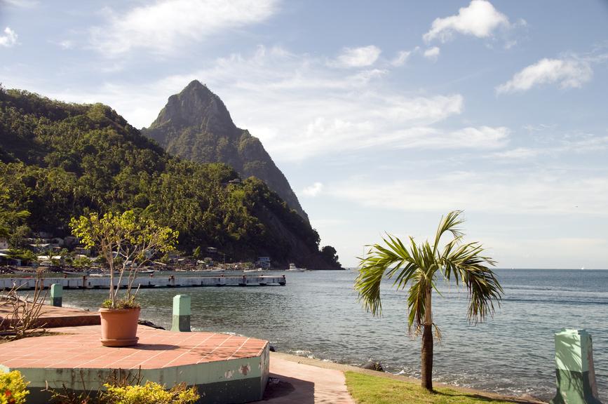 Saint Lucia Island J6/K9AW