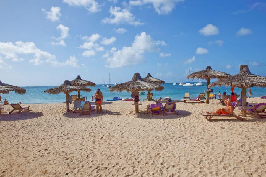 Saint Lucia Island J6/W5SJ DX News Rodney Bay.