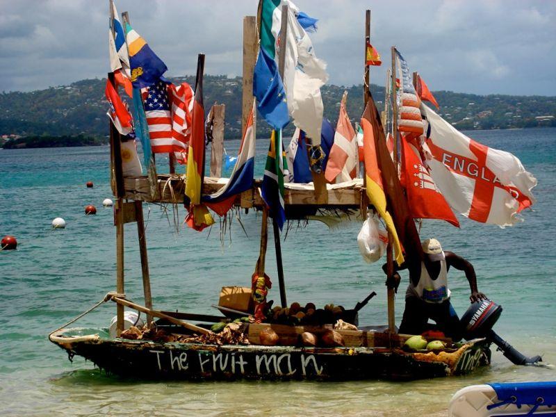 Saint Lucia Island J6/W5SJ