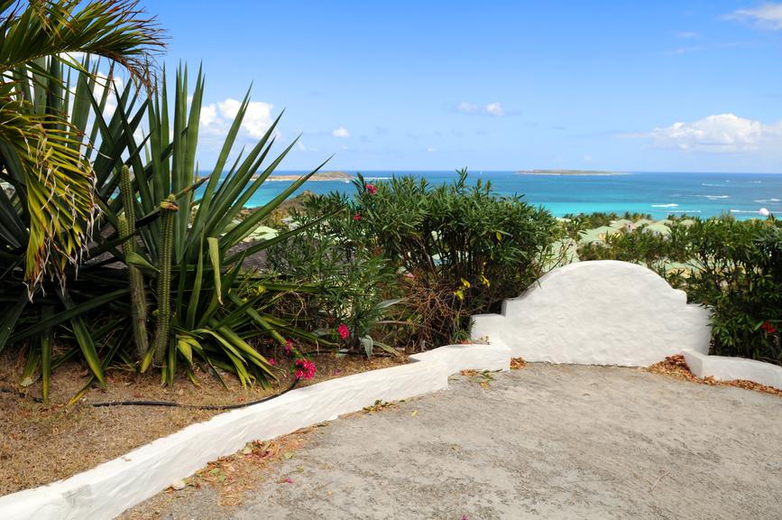 Остров Сен Мартен FS4WBS Туристические достопримечательности