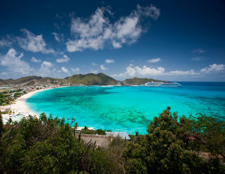 Saint Martin Island FS4WBS