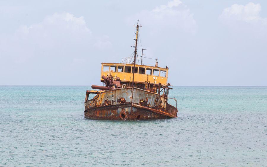 Saint Martin Island FS/DL9USA Tourist attractions spot