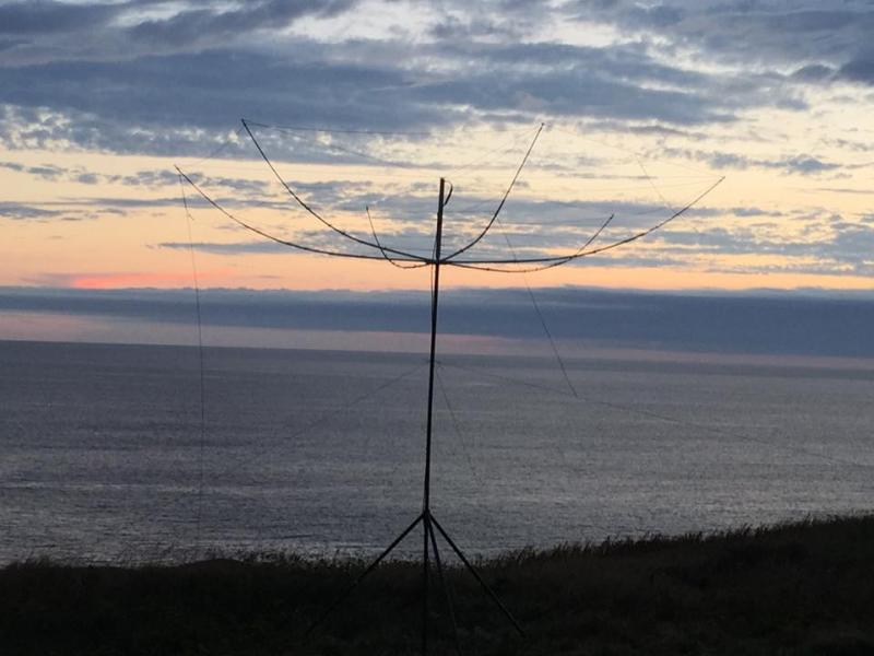 Saint Paul Island CY9C Antenna
