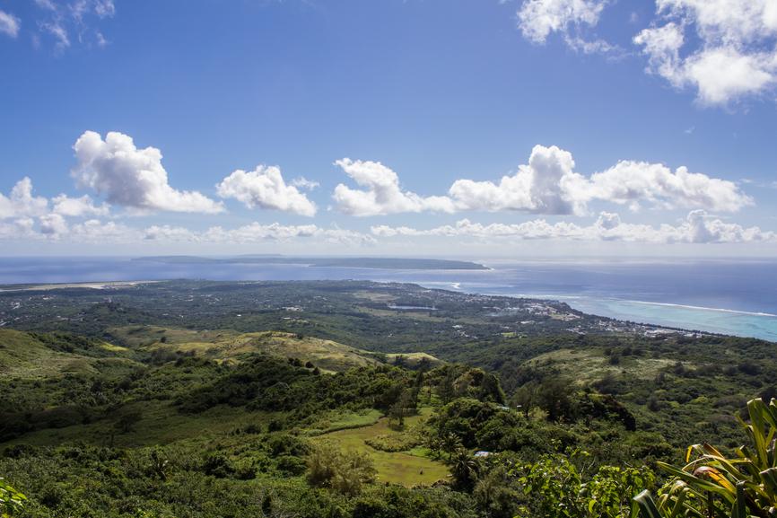 Остров Сайпан AF1Y/KH0 DXing