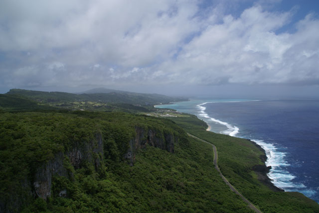 Saipan Island AH0KT DX News