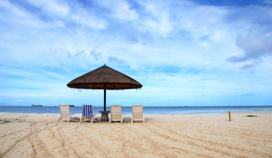 Saipan Island KH0/JH1MLO DX News Hyatt Beach.