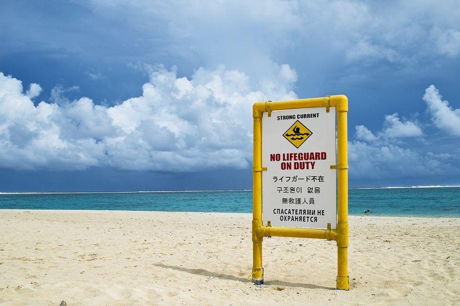 Остров Сайпан KH0YB Туристические достопримечательности