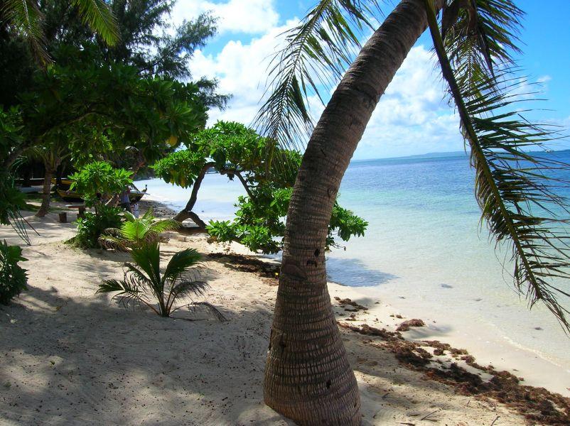 Остров Сайпан KH0YB