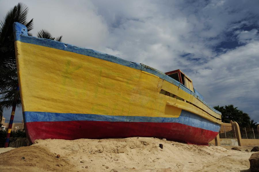 Sal Island Cabo Verde Cape Verde D44TUB DX News
