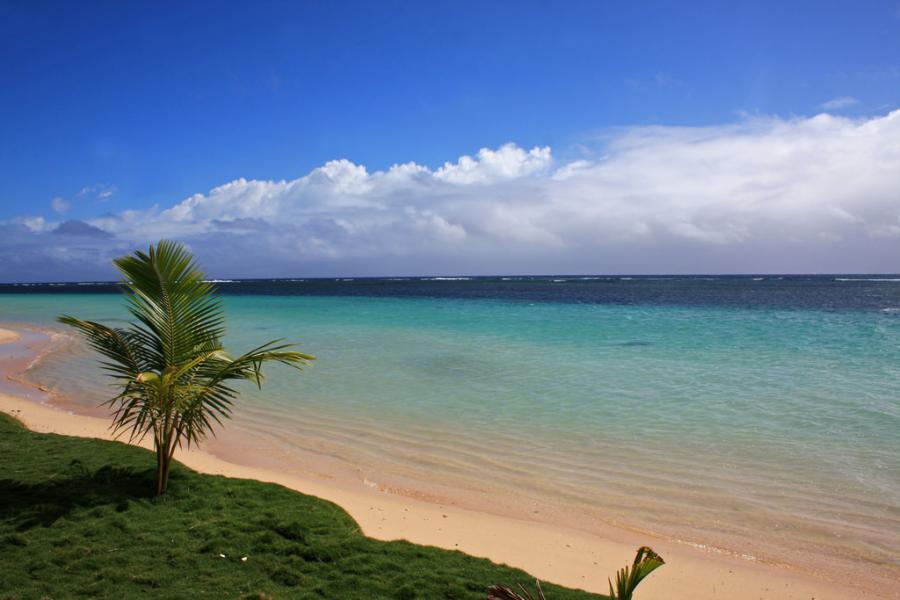 Samoa 5W0DOI 5W0VC 5W9DX Tourist attractions spot