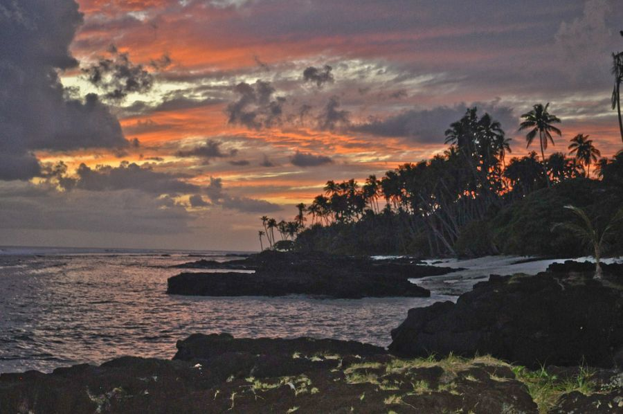 Samoa 5W0EF