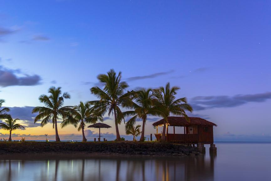 Samoa 5W0KJ 5W0JY 5W0VE 5W0MA Tourist attractions