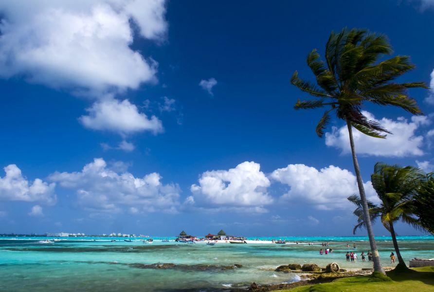 San Andres Island HK0/LU9EFO Tropical beach