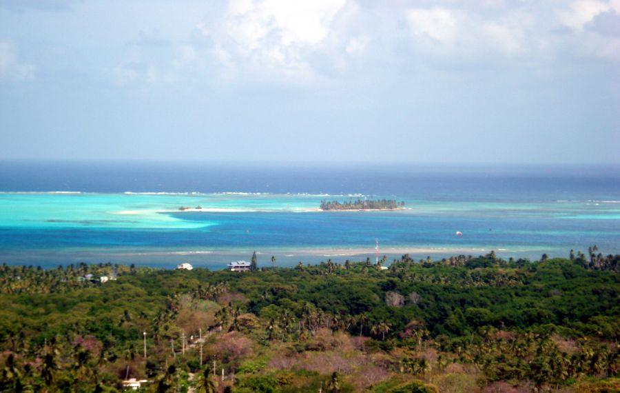 Остров Сан Андрес 5K0A
