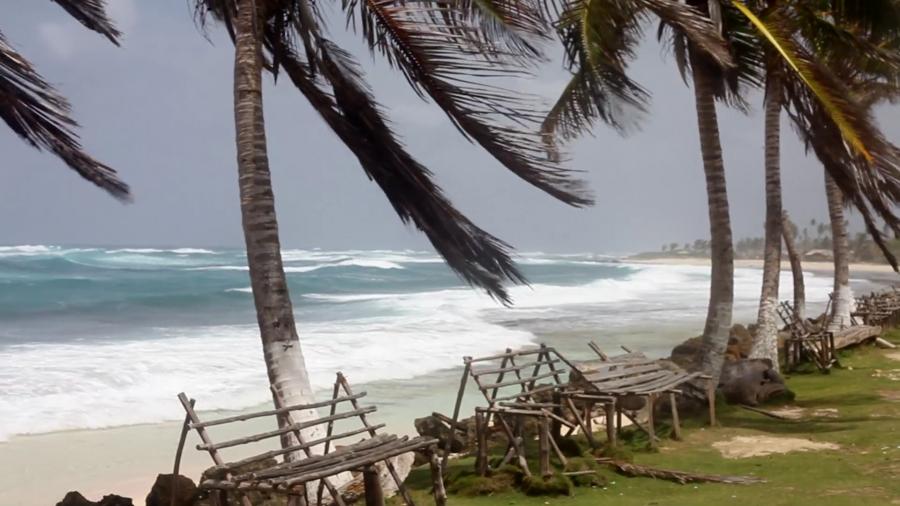 Остров Сан Андрес 5K0A Туристические достопримечательности