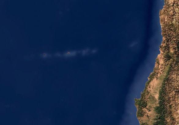 Остров Сан Феликс Острова Десвентурадас CE0X/CE5WQO