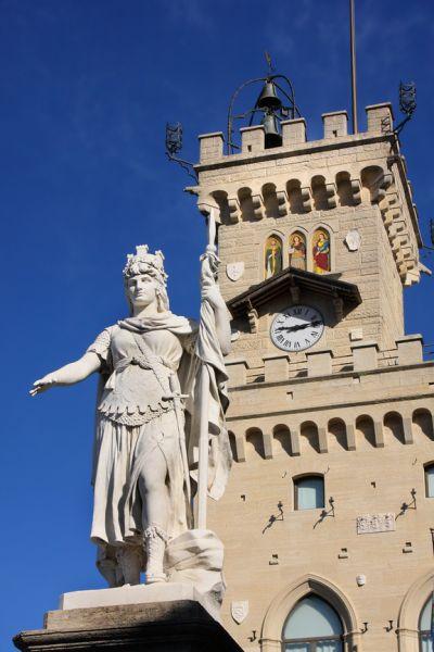 San Marino T7DX Tourist attractions