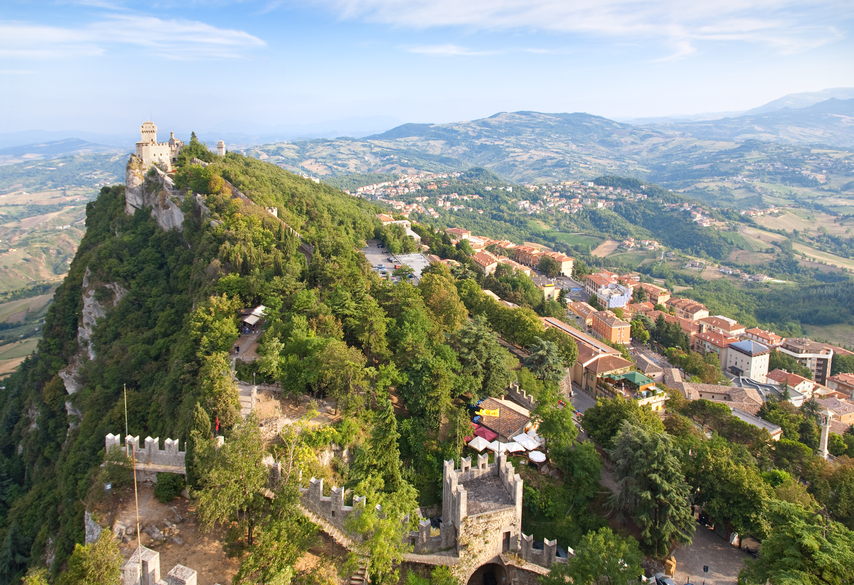 San Marino T7DX