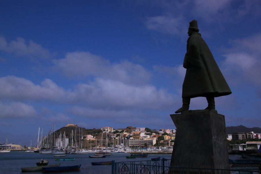 Миндело Сан Висенти Кабо Верде Острова Зеленого Мыса  D41CV DX Новости