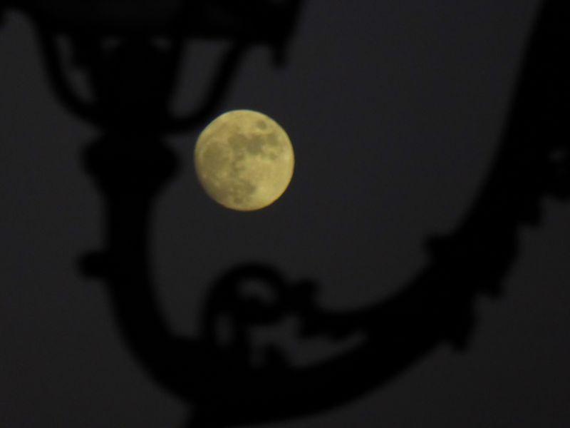 Сардиния IS0/IZ3KVD IM0/IZ3KVD Туристические достопримечательности Лунный свет.
