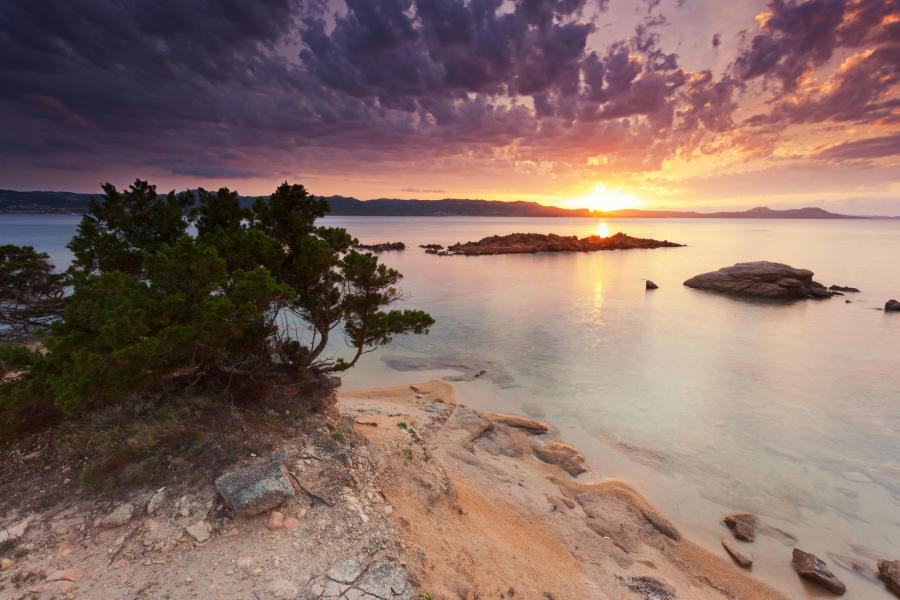 Sardinia Island IS0/SQ9UM Tourist attractions spot