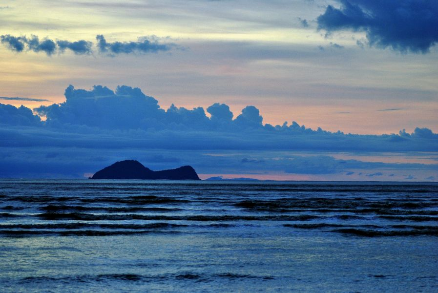 Satang Besar Island 9M8RC Satang Islands