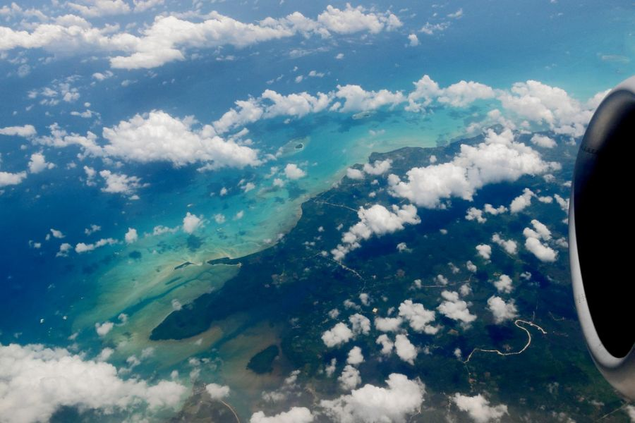 Sedanau Island Natuna Islands YB8RW/5 Tourist attractions spot