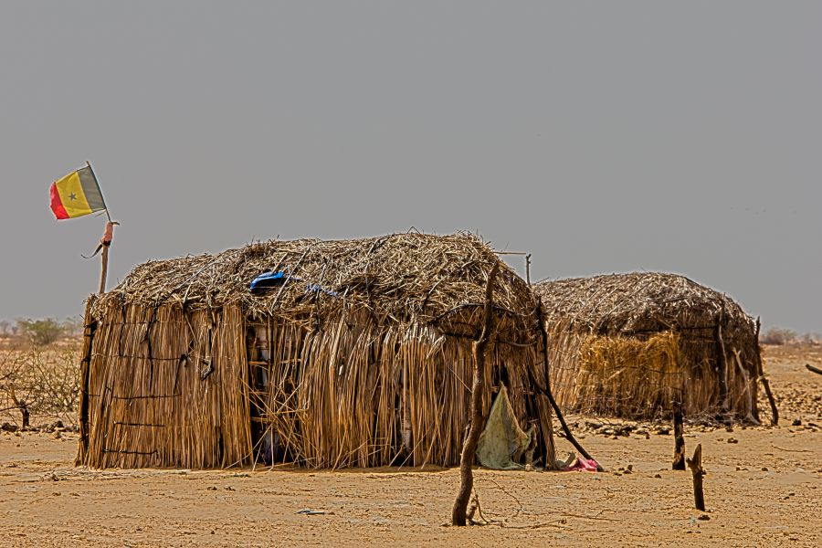 Сенегал 6W4AA